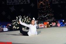 Azerbaijan's First Lady re-elected President of Azerbaijani Gymnastics Federation (UPDATE 2)(PHOTO) - Gallery Thumbnail