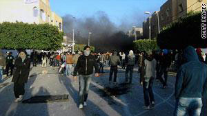 Nine killed in clashes between Tunisian police and Islamist militants