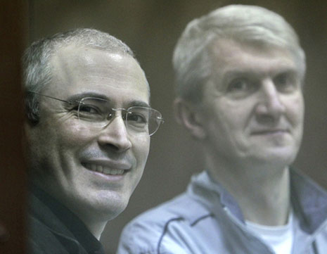 US protests upholding of Khodorkovsky case
