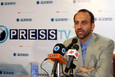 IRIB official: Closing Press TV accounts in London, illegal