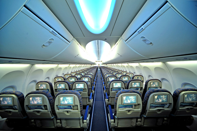 flydubai offers HD movies to passengers during flights