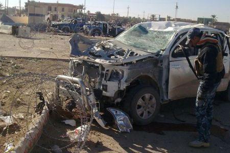 Iraq violence kills 4, wounds18