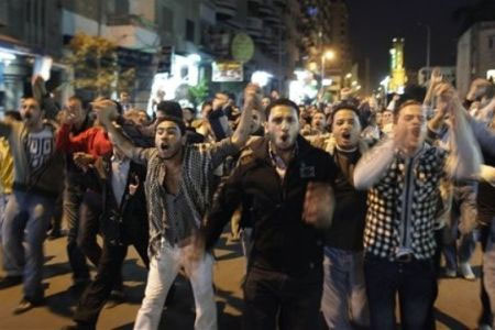 Christians continue protests in Egypt