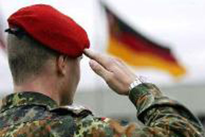 German government agrees to keep troops in Kosovo for another year