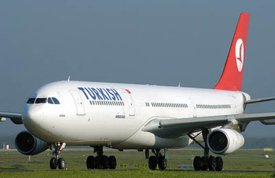 Turkish Airlines fails to make flight to Tbilisi due to bad weather