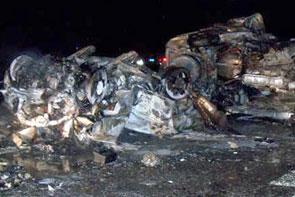 Kayseri'de zincirleme kaza: 15 yaralı