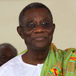 Ghana opposed to use of force in I. Coast