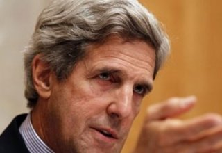Kerry: Karabakh conflict remains cause of concern