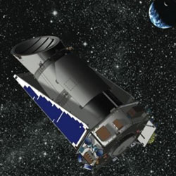 NASA telescope finds new planetary system with six planets