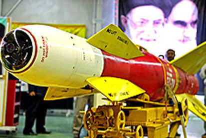 Iranian Army to Develop New Generation of Smart Bombs