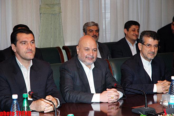 Азербайджан и Иран подписали контракт по поставкам газа (версия 2) (ФОТО) - Gallery Image