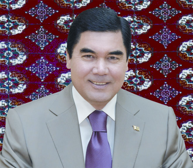 Turkmen President invited to Iran