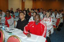 Bakıda London Olimpiyadasında yarışları idarə etməyə vəsiqə verən seminar başlanıb (FOTO) - Gallery Thumbnail