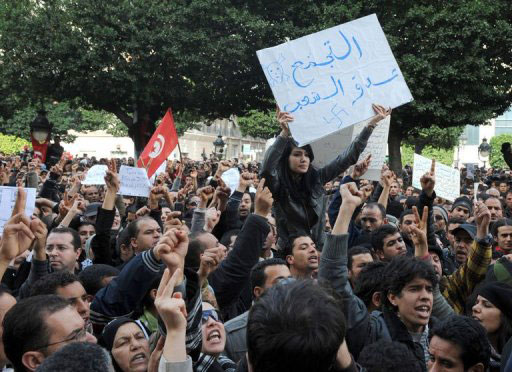 Tunisia's Ben Ali goes into exile after month of uprisings (UPDATE 2)
