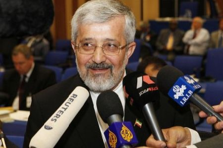 Iran's Envoy to IAEA: UK's proposed draft resolution is a diplomatic failure