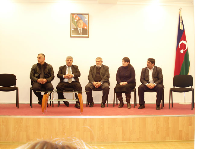 State Social Protection Fund of Azerbaijan commemorates victims of 20 January tragedy (PHOTO)