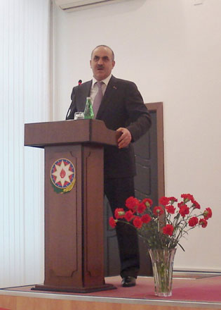 State Social Protection Fund of Azerbaijan commemorates victims of 20 January tragedy (PHOTO) - Gallery Image