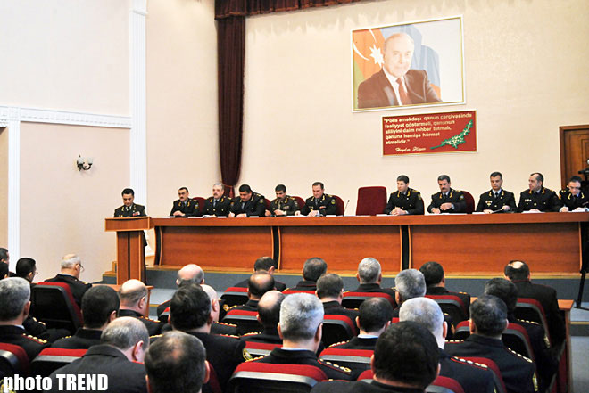 Minister: Total number of crimes reduces 1.2 percent in Azerbaijan in 2010 (UPDATE) (PHOTOS) - Gallery Image