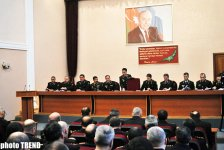 Minister: Total number of crimes reduces 1.2 percent in Azerbaijan in 2010 (UPDATE) (PHOTOS) - Gallery Thumbnail