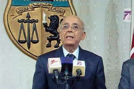 Tunisian PM to quit after elections