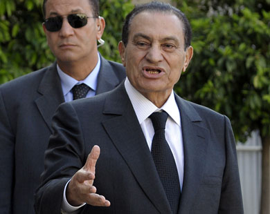 "EU calls on Mubarak to make way for ""orderly transition"""