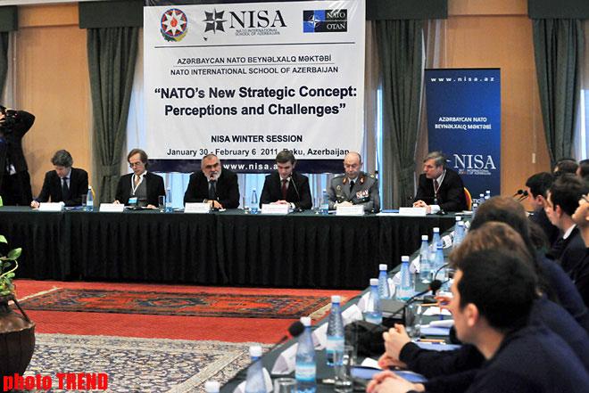 Azərbaycanın NATO ilə əməkdaşlığı məhsuldardır – NATO generalı (FOTO) - Gallery Image