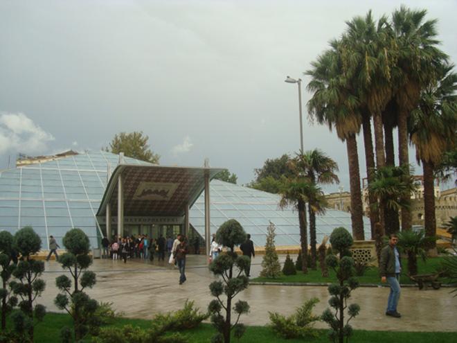 Бакинский ренесанс (фотосессия) - Gallery Image