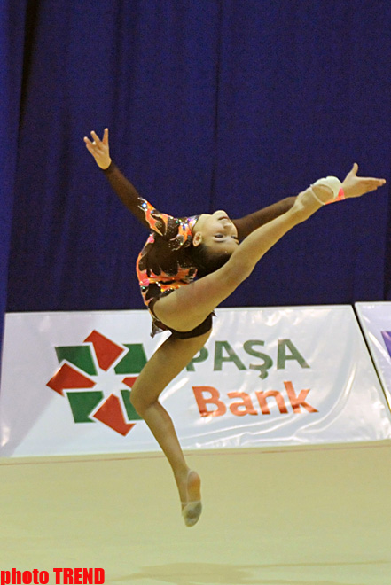 Azerbaijani gymnasts win two silver medals at int'l tournament