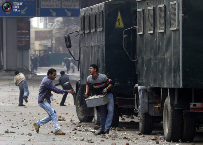 Military camp in Egypt's Rafah attacked