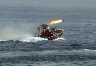 Iranian forces report new faceoff with US at Persian Gulf