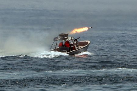 Iran to make its guard boats 3 times faster than those of U.S. - commander