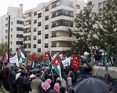 Doctors in Jordan suspend work stoppage