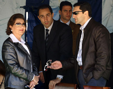 Mubarak family not included in Egypt asset freeze request, EU says