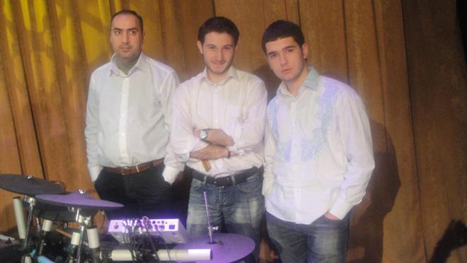 """Ведущие """"Azeri Star 2011"""" тоже запели  (фотосессия) - Gallery Image"""