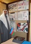 Stand on Khojaly genocide presented at int'l exhibition in Kuwait (PHOTO) - Gallery Thumbnail
