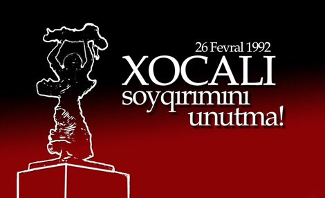 Plan of events on 23rd anniversary of Khojaly Genocide approved in Azerbaijan