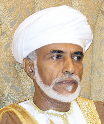 Oman's Sultan visits Emirates months after spy cell dispute