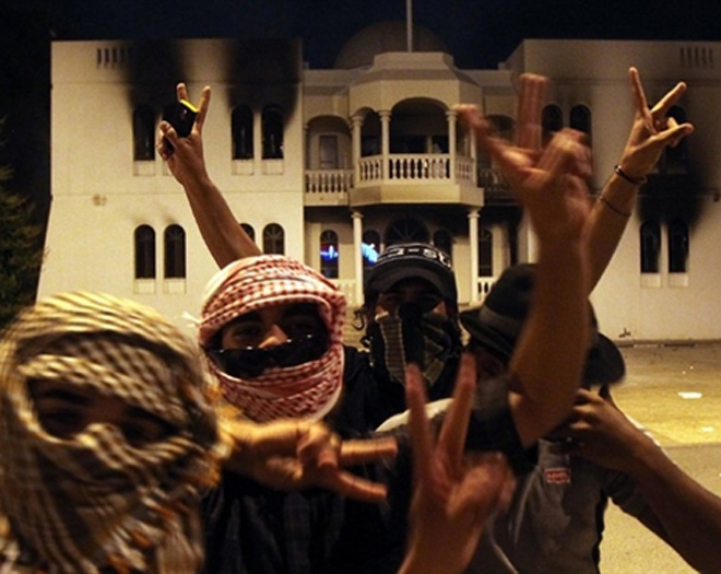 Omani protesters unmoved by sackings
