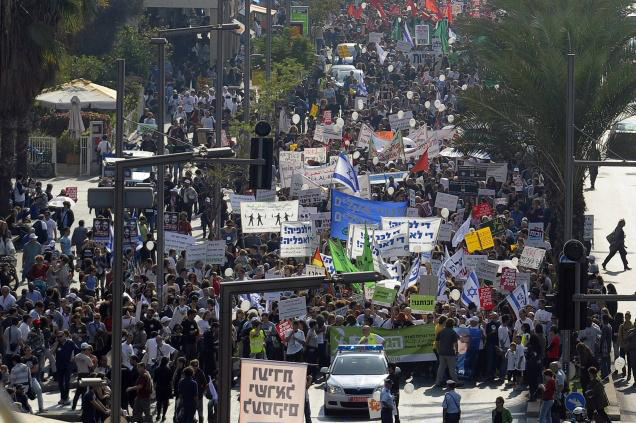 Israel's social workers, treasury fail to reach agreement over wages