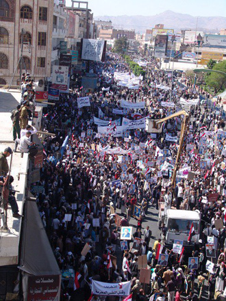 Two protests killed, 20 injured in southern Yemen