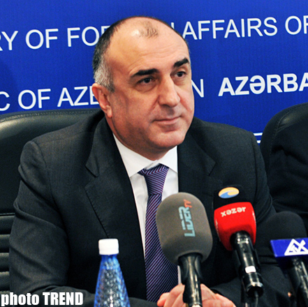 Azerbaijani FM: OSCE MG co-chairs arrive in region with no new proposals