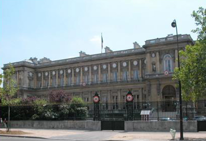 Azerbaijani Embassy presents protest note to French Foreign Ministry
