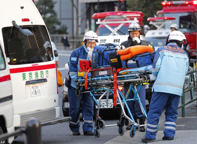More than 11,000 people confirmed dead, missing in Japan