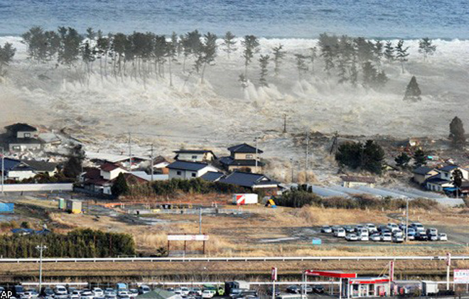 Ukraine offers search and rescue, nuclear control teams to Japan