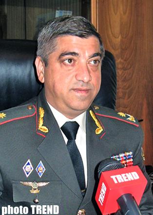 В школах Азербайджана пройдут учения по стрельбе из пулемета - генерал-майор Новрузали Оруджев