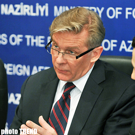 OSCE Chairperson believes in achieving peace agreement on Nagorno-Karabakh