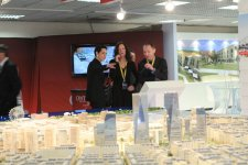 Baku White City Project was first presented in Cannes at International Real Estate Exhibition MIPIM-2011 (PHOTO) - Gallery Thumbnail