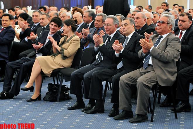 Bakıda Nikolay Baybakovun xatirəsinə həsr olunmuş konfrans keçirilib (FOTO) - Gallery Image