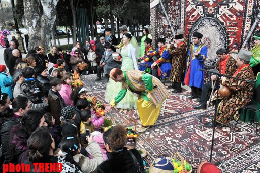 В Азербайджане в связи с праздником Новруз семь дней будут нерабочими