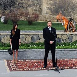 Bu gün Azərbaycan sözün əsl mənasında öz inkişaf dövrünü yaşayır, ölkəmiz sürətlə irəliyə gedir - Prezident İlham Əliyev